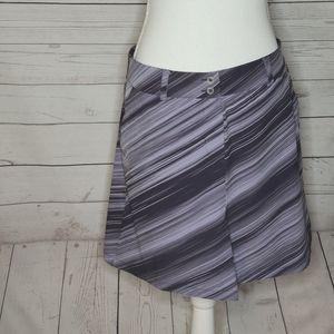 Nike Golf Hyper Speed Skort Stripe Tech Skirt